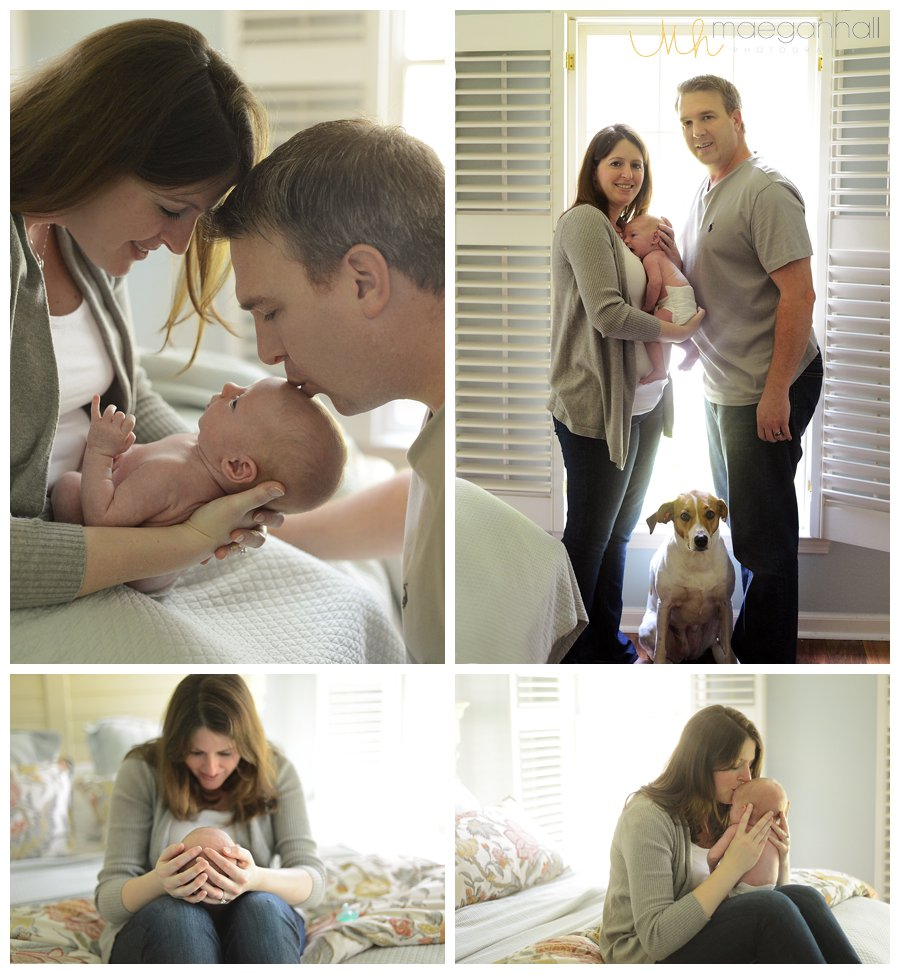 Baby newborn doula home pictures 0152