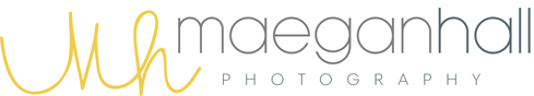 Natural Atlanta Birth Photography by Maegan Hall Photography logo